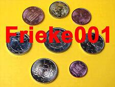 Italië - 1 cent tot 2 euro 2007 unc.(Dante)