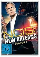 NCIS: New Orleans - Season 3 [6 DVDs] von Michael Zinberg... | DVD | Zustand gut