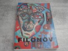 FILONOV au centre georges pompidou artiste Peintre Russe...exposition ..