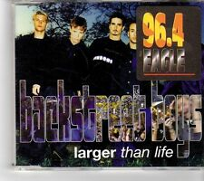 (FK509) Backstreet Boys, Larger Than Life - 1999 CD