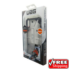 NEW UAG iPhone X XS Case Feather Light Rugged Military Drop Cover Plasma Ash