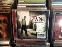 "ILL NINO  ""One Nation Underground"" (CD) NU METAL ""Classic"""
