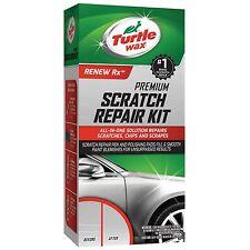 Turtle Wax Premium Grade Scratch Repair Kit T-234KT Complete Solution Clear Coat