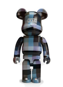 KITH for Bearbrick 1000% The Palette • Like KAWS • KXTH 10 Year Anniversary