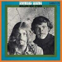 "HOLLINS & STARR ""SIDEWALK TALKING""  VINYL LP NEU"