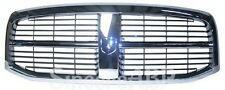 CH1200282 FITS 2006-2009 DODGE PICKUP RAM MEGA CAP 1500 2500 3500 FRONT GRILLE
