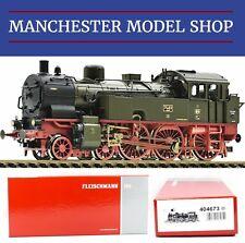"""Fleischmann 404673 HO 1:87 T10 Steam locomotive KPEV Era I """"DCC SOUND"""" NEW BOXED"""