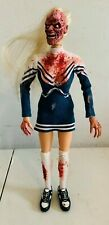 Sideshow Peril Bloody Betty Cheerleader Cheer Leader Action Figure Doll Scary