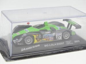 IXO Press Collection le Mans 1/43 - MG Lola EX257 2002