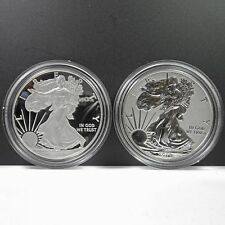 2012-S American Eagle Two-Coin Silver Proof Set - Box & COA  *D2