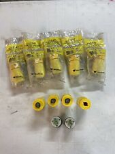 Lot Of 11 5 New Amp 4 Used Woodhead 1547 Connector Nema5 15r 15a 125v 2 Male End