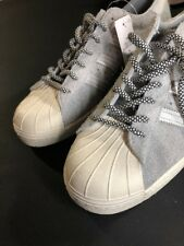 Adidas Superstar Premium Suede 10 NWT