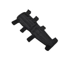 October Mountain Products 37305 Black Youth Sz 4 Archery Arm Guard