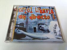 """ORIOL TRANVIA """"EN DIRECTO!"""" CD 14 TRACKS PRECINTADO SEALED"""