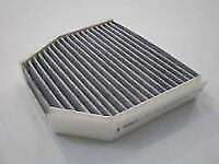 Mahle LAK278/S OE Activated Carbon Cabin Filter for Mercedes SL R230 2308300418