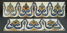 American Encaustic-LA 7-Tile Set Tunisian Style