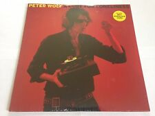 Peter Wolf - A Cure For Loneliness Includes MP3 Download New Sealed LP