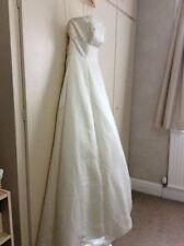 Beading Empire Strapless Wedding Dresses