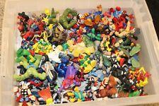 Marvel Super Hero Squad Force Friday Grab Bag Of 4 Figures Thanos Spiderman Thor