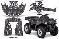 1 #992 can am outlander defender maverick renegade ATV Decal Sticker Laminated
