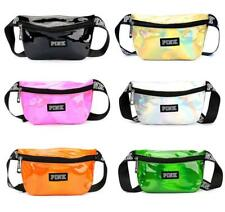Laser sport Fanny pack beach Fanny pack Womens Shiny Phone Pocket