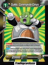 ♦Dragon Ball Super♦ Guldo, Commando Ginyu : BT1-099 C -VF-