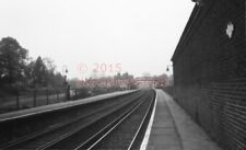 PHOTO  SR LISS RAILWAY STATION VIEW IN 1967