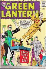 GREEN LANTERN #31 1964 DC -POWER RINGS FOR SALE-...FN/VF