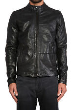 Authentic Diesel Thermal Leather Jacket  Size L $689