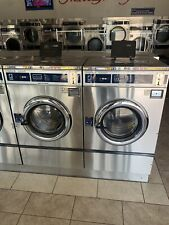 Dexter T 400 Washer 30lb Capacity Front Load Single Phase Laundromat