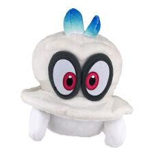 "Cappy Super Mario Odyssey Plush Toy Stuffed Animal Tiara Soft Figure Doll 8"""