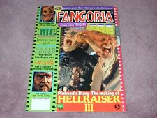 FANGORIA # 112, Hellraiser III, Alien 3, Naked Lunch, FREE SHIPPING in USA