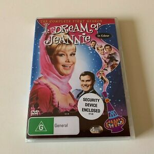 I Dream Of Jeannie - The Complete First Season (4 Disc Set) DVD (Region 4)