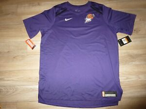 Phoenix Mercury WNBA Nike Team Training Running Shirt XXLT 2XL NEW