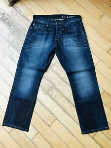 mens g star jeans 32 waist