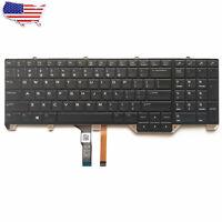 New Backlit Keyboard for Dell Alienware 17 R2 17 R3 Laptop 0H1KDG PK1318F1A01 US