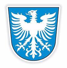 Schweinfurt Pegatina Escudo de Armas Alemania Portátil Tablet CASCO NEVERA