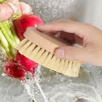 HOT Fruit Vegetable Brush Soft Cleaner Kitchen Cleaning Tools Gadgets Household