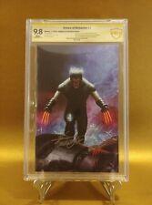 RETURN OF WOLVERINE #1 IN-HYUK LEE ULTIMATE CBCS SS 9.8 VARIANT LTD 250 Marvel