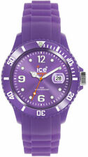 Ice-Watch Ice-Summer Sili Collection Silicone Lavender Unisex Watch SS.LR.U.S.11
