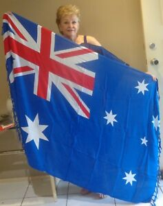 Australian Day Flag Sarong 170cm X 110CM fits everyone . low price item for