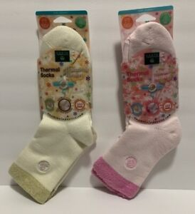 Earth Therapeutics Thermal Socks with Shea Butter Moisture Fits Size 5-11 You Ch