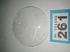 Vintage Cycle Front Lamp Glass Domed Lens Oil Lamp Cycle Lamp Glass 261
