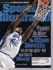 2/22/99 Sports Illustrated - ELTON BRAND DUKE