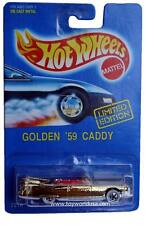 1992 Hot Wheels Golden '59 Caddy Limited Edition to 5000