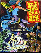 BATMAN: THE DAILIES 1943-1944 - 1st printing