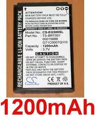 Batería 1200mAh Para TOSHIBA Portege G500, tipo 00015688 G71C0007Q110 TS-BTR001