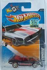 Hot Wheels Secret 2012 Super Treasure Hunt 69 Camaro '12 hologram Factory Set