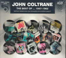 John Coltrane - The Best Of - 1957 - 1962-   4 CD -  (NEU/OVP in Folie)