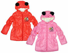 Disney Girls' Polyester Coats, Jackets & Snowsuits (2-16 Years) with Hooded